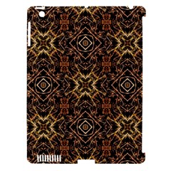 Tribal Geometric Print Apple Ipad 3/4 Hardshell Case (compatible With Smart Cover)