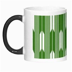 Arrows Green Morph Mugs