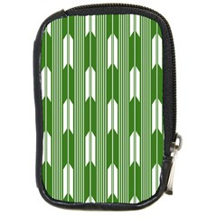 Arrows Green Compact Camera Cases