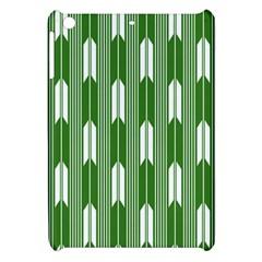 Arrows Green Apple Ipad Mini Hardshell Case