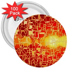 Board Conductors Circuit 3  Buttons (100 Pack)