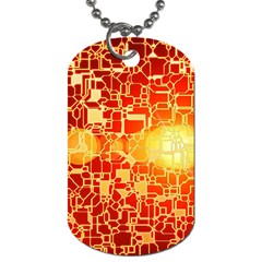 Board Conductors Circuit Dog Tag (one Side)