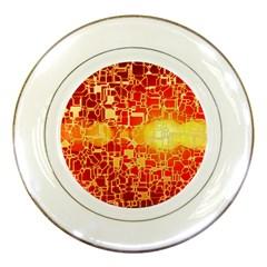 Board Conductors Circuit Porcelain Plates