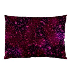 Retro Flower Pattern Design Batik Pillow Case (two Sides)