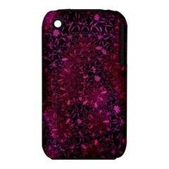 Retro Flower Pattern Design Batik Iphone 3s/3gs