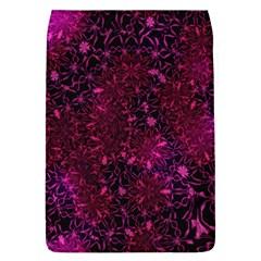 Retro Flower Pattern Design Batik Flap Covers (l)