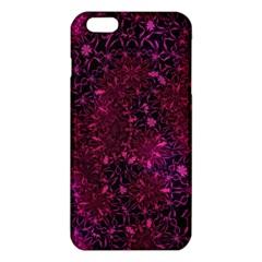 Retro Flower Pattern Design Batik Iphone 6 Plus/6s Plus Tpu Case