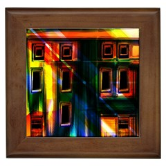 Architecture City Homes Window Framed Tiles
