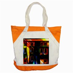 Architecture City Homes Window Accent Tote Bag