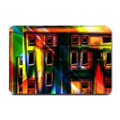 Architecture City Homes Window Small Doormat