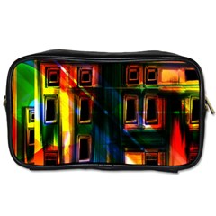 Architecture City Homes Window Toiletries Bags 2 Side
