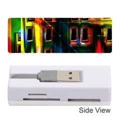 Architecture City Homes Window Memory Card Reader (stick)