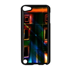 Architecture City Homes Window Apple Ipod Touch 5 Case (black)
