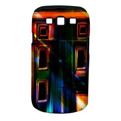 Architecture City Homes Window Samsung Galaxy S Iii Classic Hardshell Case (pc+silicone)