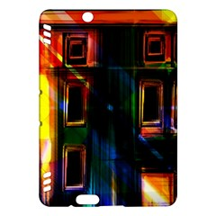 Architecture City Homes Window Kindle Fire Hdx Hardshell Case