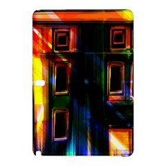 Architecture City Homes Window Samsung Galaxy Tab Pro 10 1 Hardshell Case