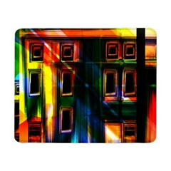 Architecture City Homes Window Samsung Galaxy Tab Pro 8 4  Flip Case