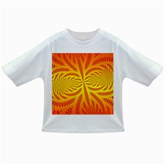 Background Brush Particles Wave Infant/toddler T Shirts