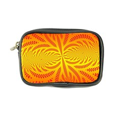 Background Brush Particles Wave Coin Purse
