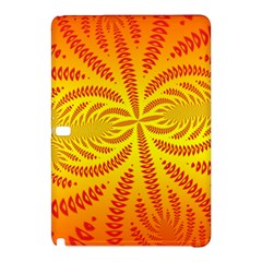 Background Brush Particles Wave Samsung Galaxy Tab Pro 10 1 Hardshell Case