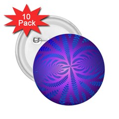 Background Brush Particles Wave 2 25  Buttons (10 Pack)