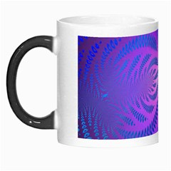 Background Brush Particles Wave Morph Mugs