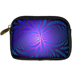 Background Brush Particles Wave Digital Camera Cases