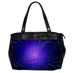 Background Brush Particles Wave Office Handbags