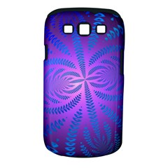 Background Brush Particles Wave Samsung Galaxy S Iii Classic Hardshell Case (pc+silicone)