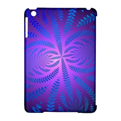 Background Brush Particles Wave Apple Ipad Mini Hardshell Case (compatible With Smart Cover)