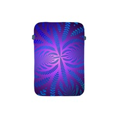 Background Brush Particles Wave Apple Ipad Mini Protective Soft Cases
