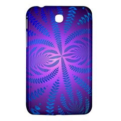 Background Brush Particles Wave Samsung Galaxy Tab 3 (7 ) P3200 Hardshell Case