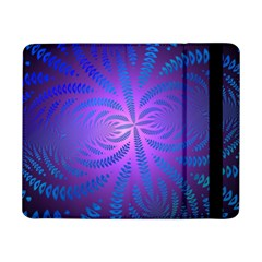 Background Brush Particles Wave Samsung Galaxy Tab Pro 8 4  Flip Case