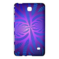 Background Brush Particles Wave Samsung Galaxy Tab 4 (8 ) Hardshell Case