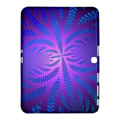 Background Brush Particles Wave Samsung Galaxy Tab 4 (10 1 ) Hardshell Case