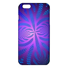 Background Brush Particles Wave iPhone 6 Plus/6S Plus TPU Case