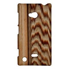 Wood Grain Texture Brown Nokia Lumia 720