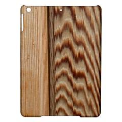 Wood Grain Texture Brown Ipad Air Hardshell Cases