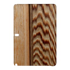 Wood Grain Texture Brown Samsung Galaxy Tab Pro 10 1 Hardshell Case