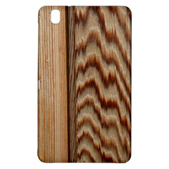 Wood Grain Texture Brown Samsung Galaxy Tab Pro 8 4 Hardshell Case