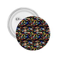Abstract Pattern Design Artwork 2.25  Buttons