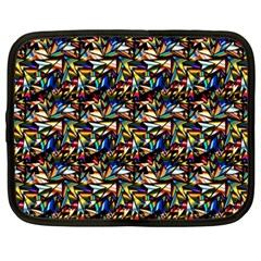 Abstract Pattern Design Artwork Netbook Case (xxl)