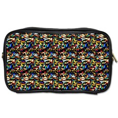 Abstract Pattern Design Artwork Toiletries Bags
