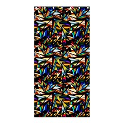 Abstract Pattern Design Artwork Shower Curtain 36  X 72  (stall)