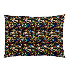 Abstract Pattern Design Artwork Pillow Case (two Sides)