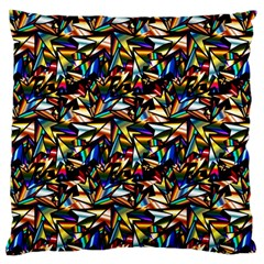 Abstract Pattern Design Artwork Large Cushion Case (one Side)