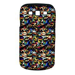 Abstract Pattern Design Artwork Samsung Galaxy S Iii Classic Hardshell Case (pc+silicone)