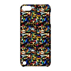 Abstract Pattern Design Artwork Apple Ipod Touch 5 Hardshell Case With Stand