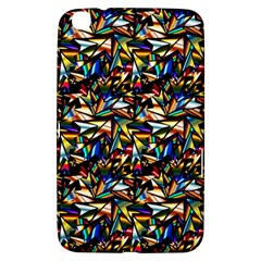 Abstract Pattern Design Artwork Samsung Galaxy Tab 3 (8 ) T3100 Hardshell Case