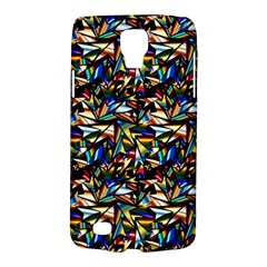 Abstract Pattern Design Artwork Galaxy S4 Active